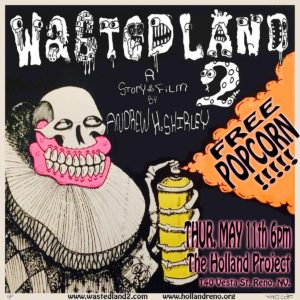 Holland Project presents: Wasteland 2 @ Holland Project | Reno | Nevada | United States