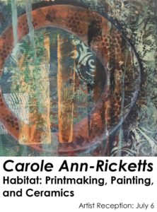 McKinley Arts and Culture Center present: Carole Ann Ricketts & Lisa Jefferson @ McKinley Arts and Culture Center Gallery East | Reno | Nevada | United States