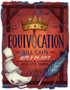 Reno Little Theater presents: Equivocation @ Reno Little Theater  | Reno | Nevada | United States