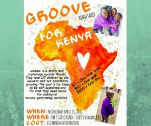 Global Dance presents: Groove For Kenya @ The Studio Reno | Reno | Nevada | United States
