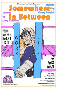 Restless Artists' Theatre presents: Somewhere in Between @ Restless Artists' Theatre | Sparks | Nevada | United States