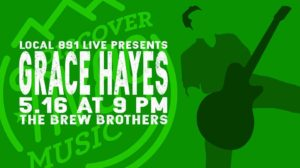 The Brew Brothers present: Grace Hayes @ Brew Brothers  | Reno | Nevada | United States