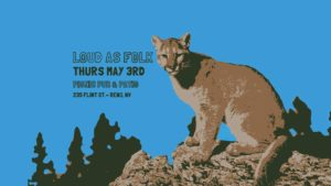 Loud As Folk: Wolf Creek Boys/Mason Frey/Delani White/Aaron Acquafondata @ Pignic Pub and Patio | Reno | Nevada | United States