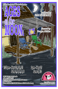 Restless Artists' Theatre presents: Ages of the Moon @ Restless Artists' Theatre  | Sparks | Nevada | United States