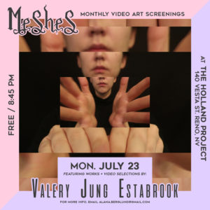 Holland Project presents: MESHES @ Holland Project | Reno | Nevada | United States
