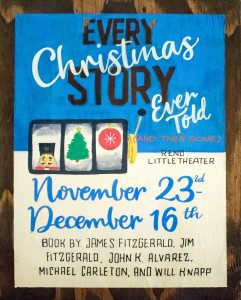 Reno Little Theater presents: Every Christmas Story Ever Told @ Reno Little Theater | Reno | Nevada | United States