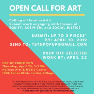 OPEN CALL for ART @ SNC/FA