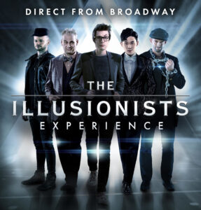 The Illusionists Experience @ The Reno Arch